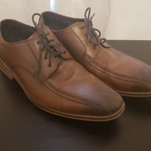 Florsheim Oxford brown shoes Francello 11483-257